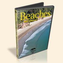 Nature Stress Relief - Beaches New Zealand DVD