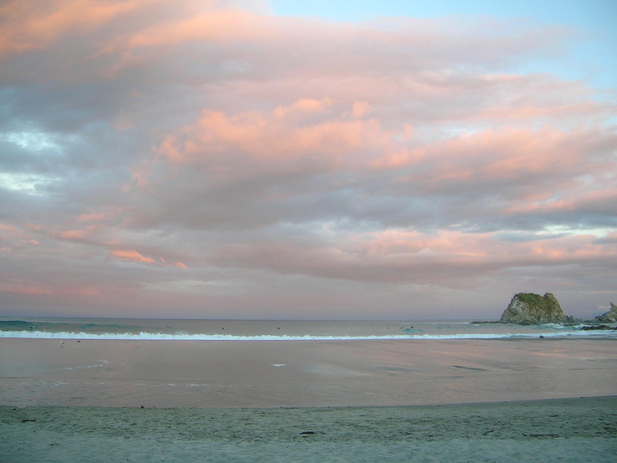 Mangawhai Sunset
