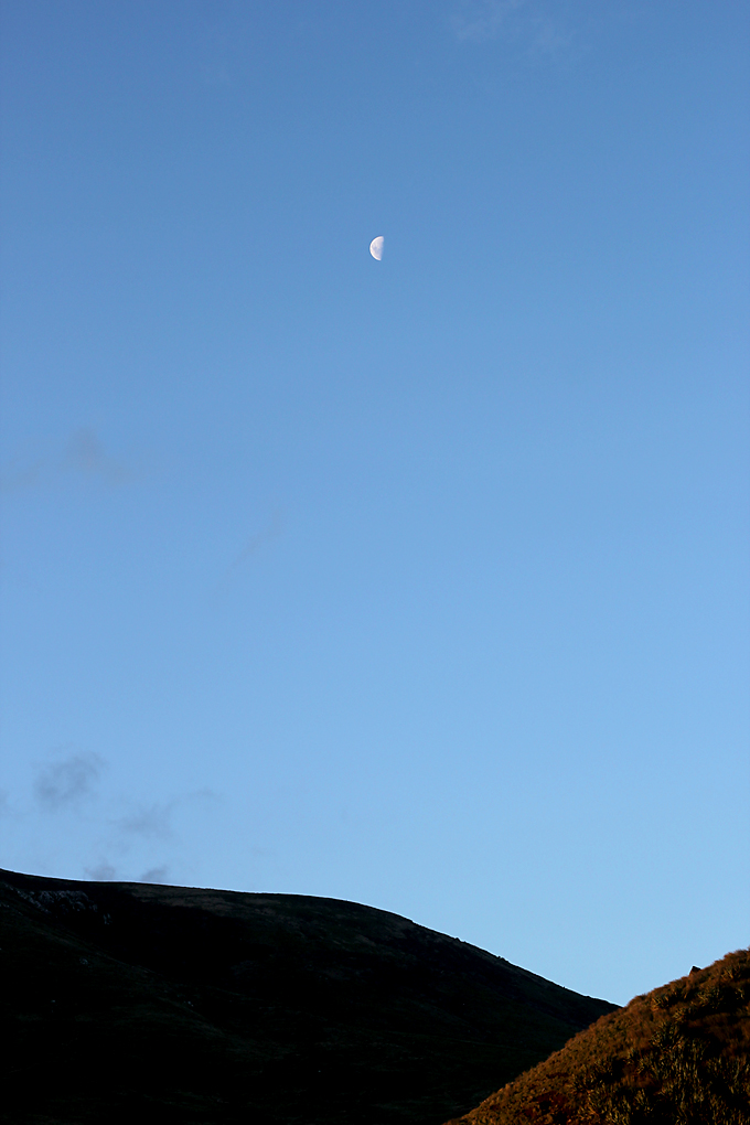 Southland Moon, New Zealand
