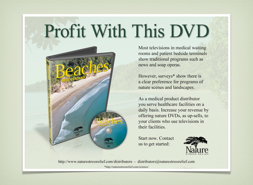 Nature Stress Relief - Profit With This DVD