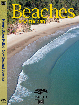 Nature Stress Relief - HD Beaches - New Zealand