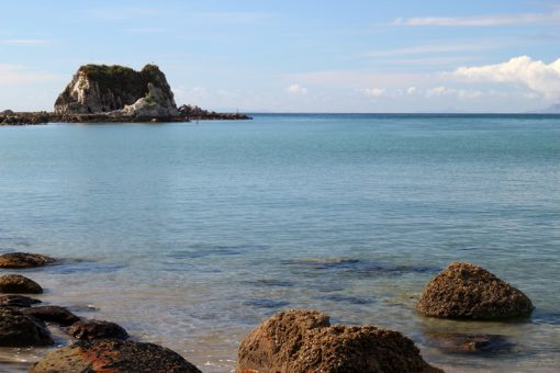 Nature Stress Relief - Mangawhai Heads Beach