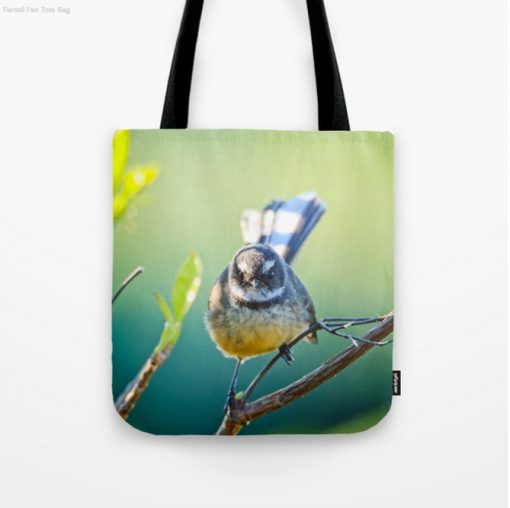Nature Me Now - Fantail S6 Tote Bag