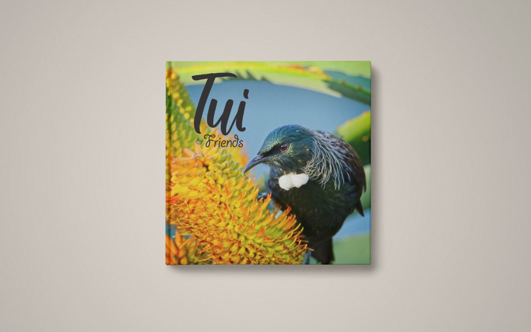 Nature Me Now - Tui & Friends Book Cover