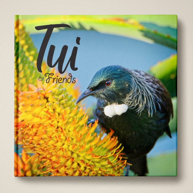 Nature Me Now - Tui & Friends Book by Nature Me Now